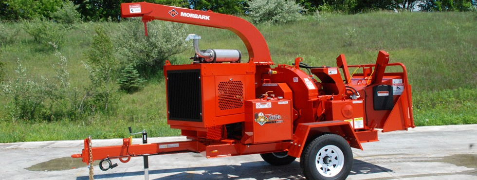Beever M12D Brush Chipper