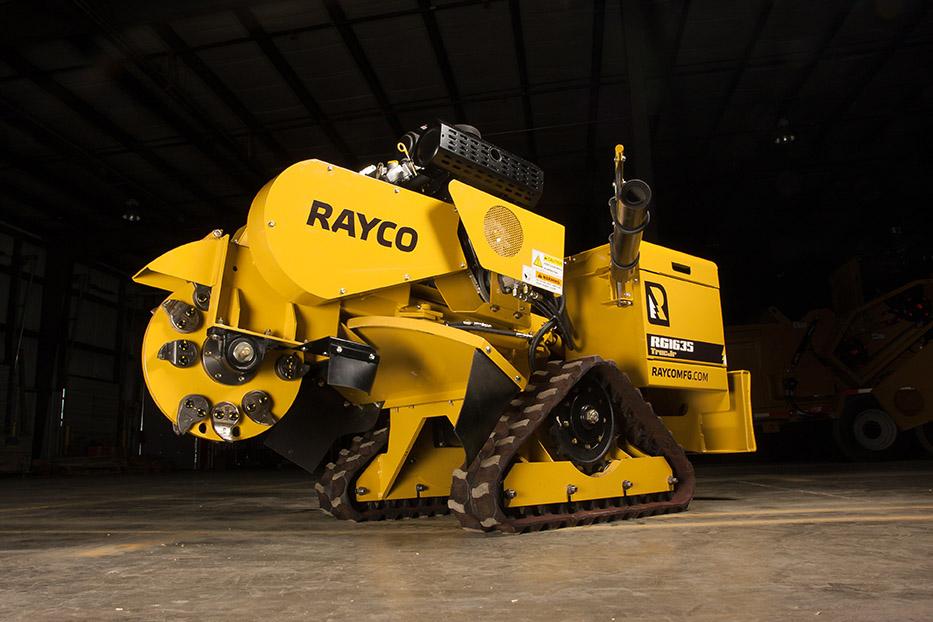 Rayco RG1635 Trac Jr